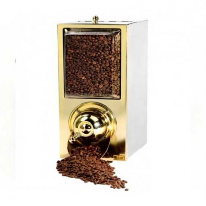 Rectangular Coffee Beans Silo