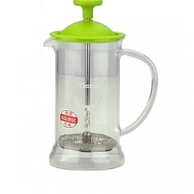 Tiamo French Press HG2110G Green