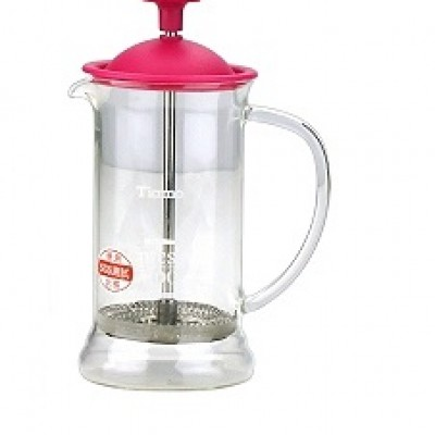 Tiamo French Press HG2110PK Pink