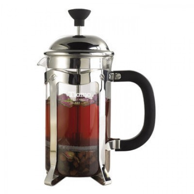 Tiamo HG2673 Caf press 350cc Black Handle