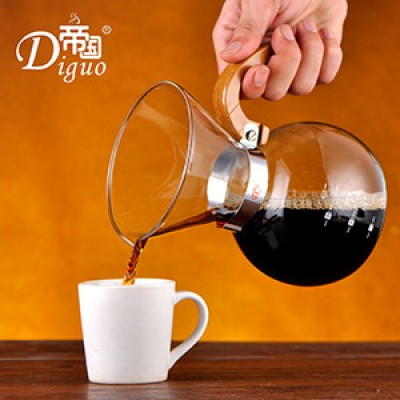 Diguo DG-2116 V60U metal filter dripper 500 cc