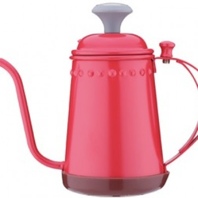 Yami Pour Over Teflons 700cc with Termometer red