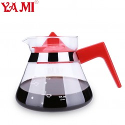 Coffee Server Yami 500 Ml Glass Coffee Pot Coffee Jug For Pour Over