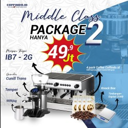 Paket Middle Class 2 Coffindo.ID