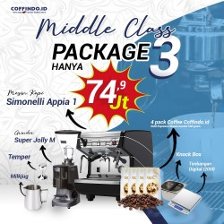 Paket Middle Class 3 Coffindo.ID