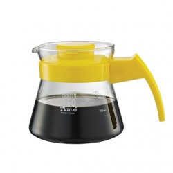 Tiamo - Coffee Server 450cc Yellow (HG2210Y)